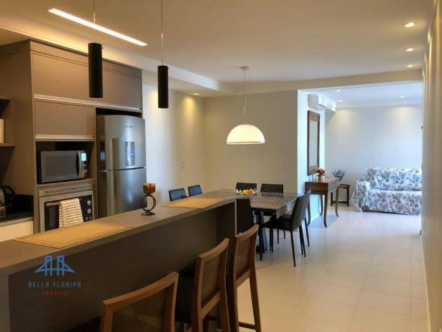 Cobertura 3 dormitórios para locação de temporada em alto estilo e conforto, na praia dos  - Foto 8