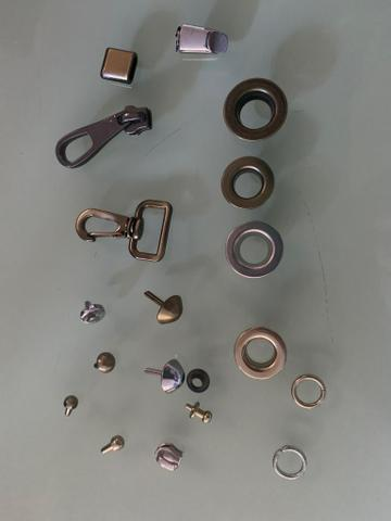 Metais para fabricação de bolsas e calçados - Foto 3