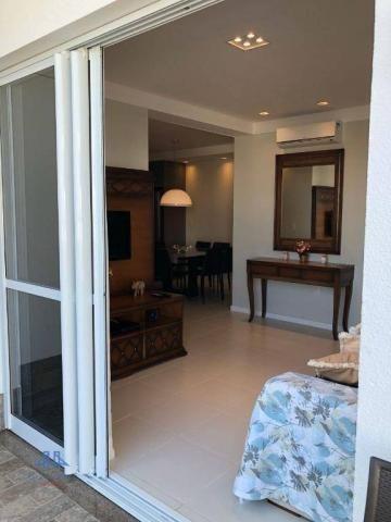 Cobertura 3 dormitórios para locação de temporada em alto estilo e conforto, na praia dos  - Foto 6