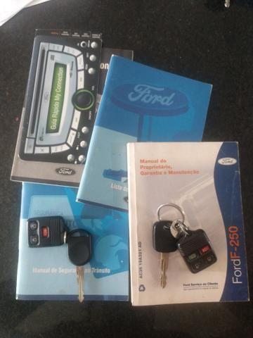 Ford F250 2011 a mais nova do Brasil!!!! - Foto 4