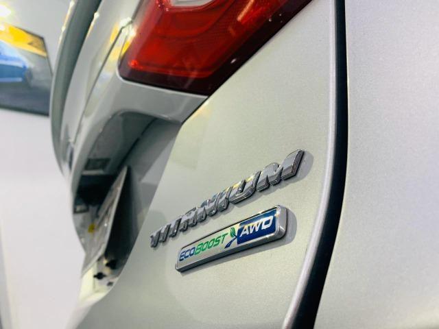 Ford Fusion 2.0 Titanium Awd 16v Gasolina 4p Aut - Foto 6