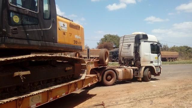Escavadeira Hyundai R210 Lc7 ano 2011 - Foto 3