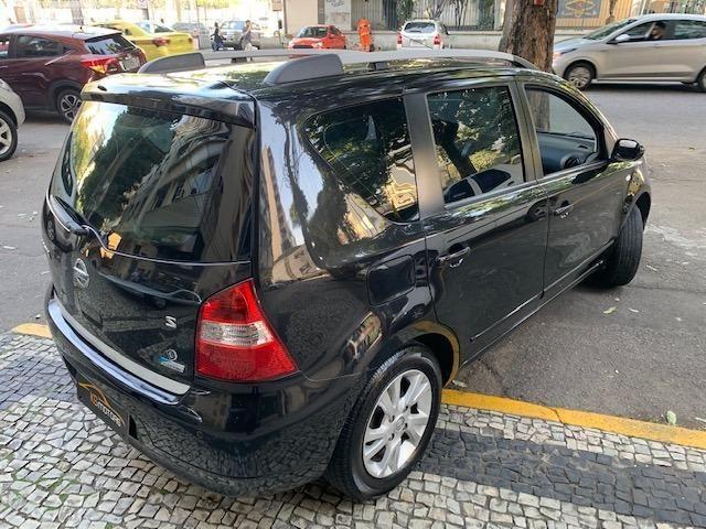 Nissan Livina S Automático Multimídia com Câmera de Ré Couro Rodas Impecável 2014 - Foto 2