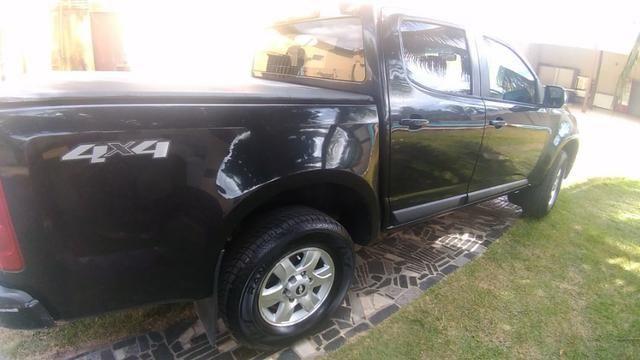 S10 LT 2015 R$80.000.00 a diesel 4x4 2.8 200cv - Foto 5