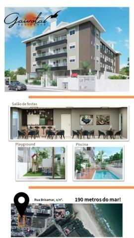 Duplex 02 Dormitórios a 190 Metros da Praia Área Nobre - Foto 3