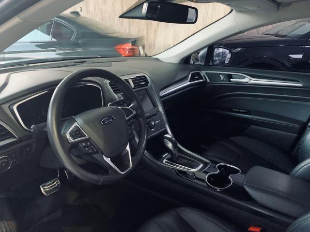 Ford Fusion 2.0 Titanium Awd 16v Gasolina 4p Aut - Foto 9