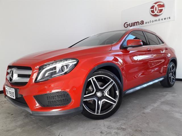 MERCEDES-BENZ GLA 250 2017/2017 2.0 16V TURBO GASOLINA SPORT 4P AUTOMÁTICO