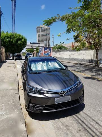 Toyota corolla xei 17/18, estado de zero! Apenas 30.000km. Garantia até maio 2020 - Foto 4