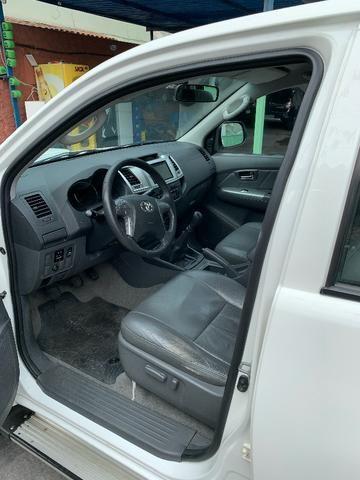 Hilux 13/13 SRV 3.0 diesel 4x4 Multimídia - Foto 5