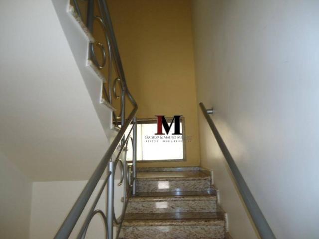 Alugamos linda casa em condominio fechado com 4 suite com closet - Foto 17