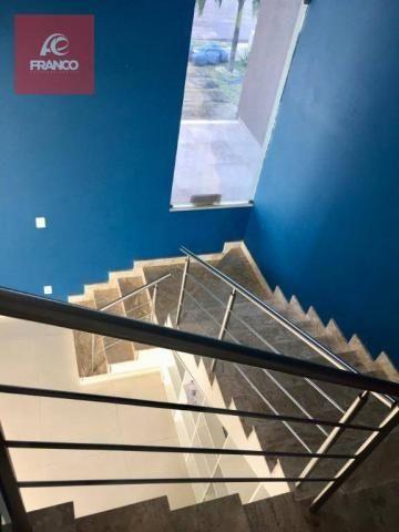 Casa condominio fechado 05 quartos c/ 03 suites - Foto 6