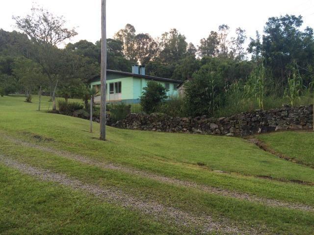 Chácara com casa a 22 km da cidade de Caxias do Sul - Foto 2