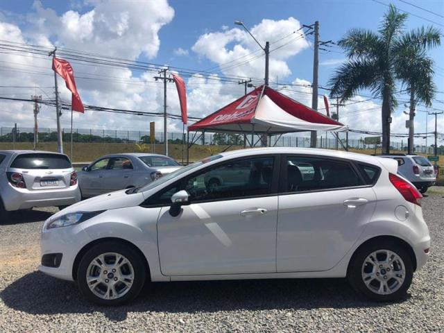 FORD FIESTA 1.6 SEL HATCH 16V FLEX 4P POWERSHIFT - Foto 6