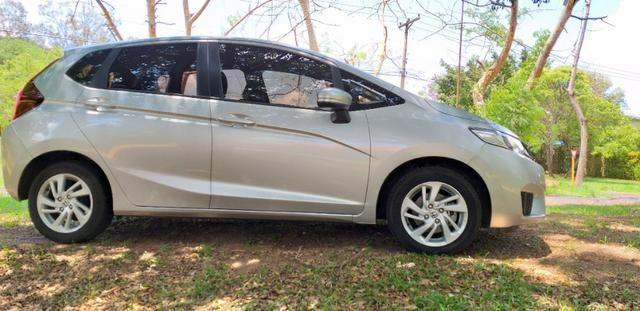 Honda Fit 1.5 CVT Único Dono, Baixa KM - Novíssimo - 2016 - Foto 12