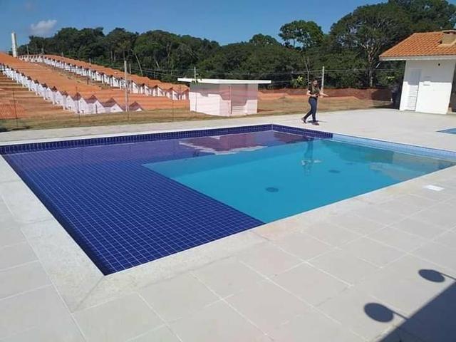 //Alugo casa no Vila Smart Campo Belo/ condomínio fechado/ km 03 após a ponte - Foto 4