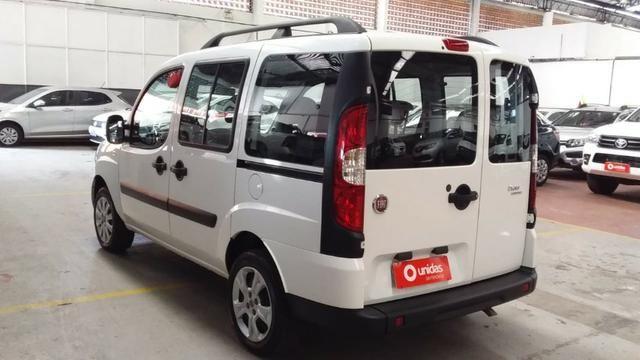 Fiat Doblo Essence 1.8 2018/2019 - Foto 5