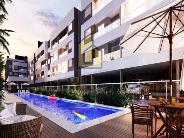 Floripa- Apartamento 2 dorm, espaço garden. alto padrão! * - Foto 16