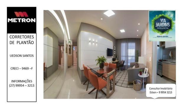 UED-18 - Apartamento 2 quartos em morada de laranjeiras - Foto 8