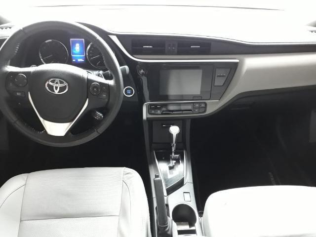 Toyota Corolla Xei , Carro Impecável para pessoas Exigentes, Carro Perfeito. Confira - Foto 7
