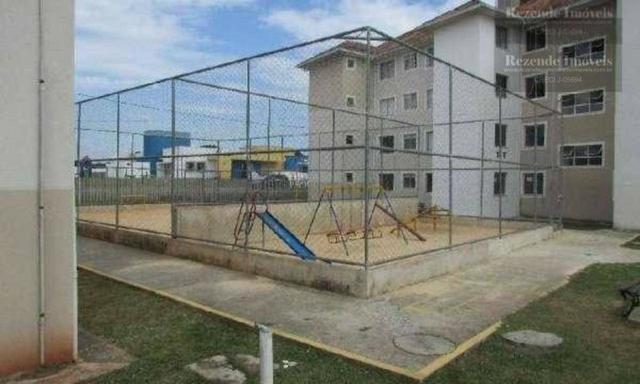 F-AP1472 Apartamento com 2 dormitórios à venda, 48 m² por R$ 129.000,00 - Caiuá - Foto 12