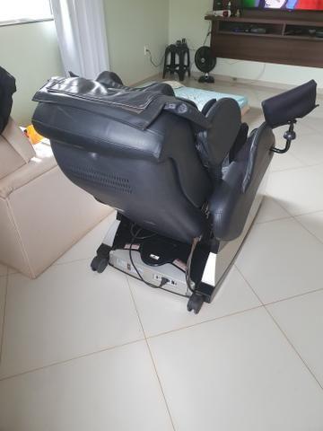 Vendo cadeira de massagem MUITO TOP - Foto 3