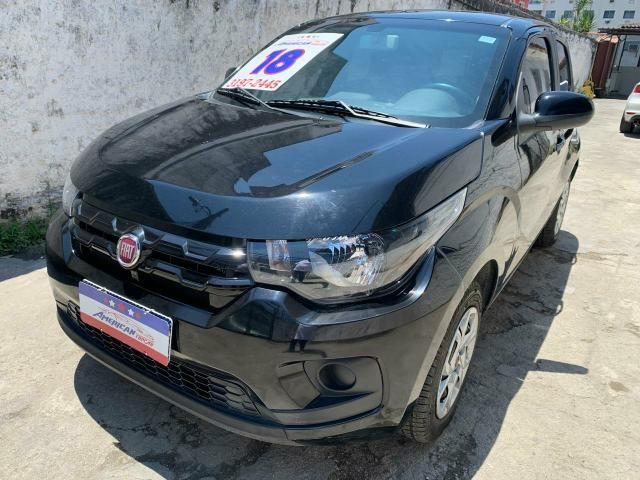 Fiat Mobi 2018 Raridade! Impecável - Foto 3