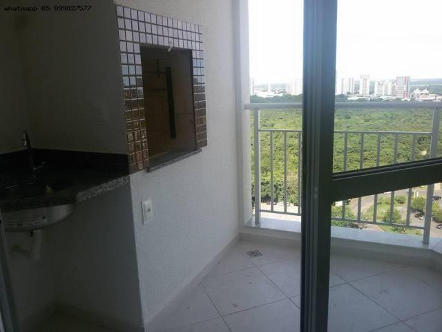 Apartamento para Venda em Cuiabá, Duque de Caxias, 3 dormitórios, 1 suíte, 2 banheiros, 2  - Foto 2
