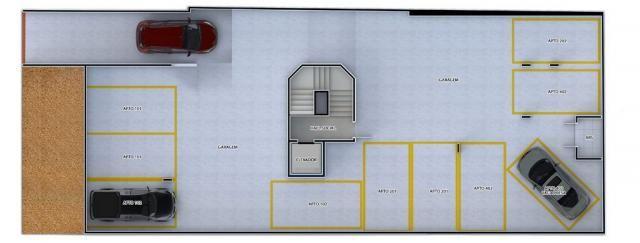 Cobertura à venda com 2 dormitórios em Caiçaras, Belo horizonte cod:6106 - Foto 10