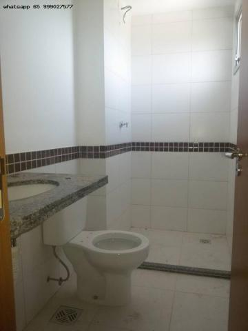Apartamento para Venda em Cuiabá, Duque de Caxias, 3 dormitórios, 1 suíte, 2 banheiros, 2  - Foto 7
