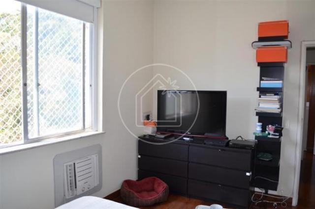 Apartamento à venda com 2 dormitórios em Cosme velho, Rio de janeiro cod:885806 - Foto 8
