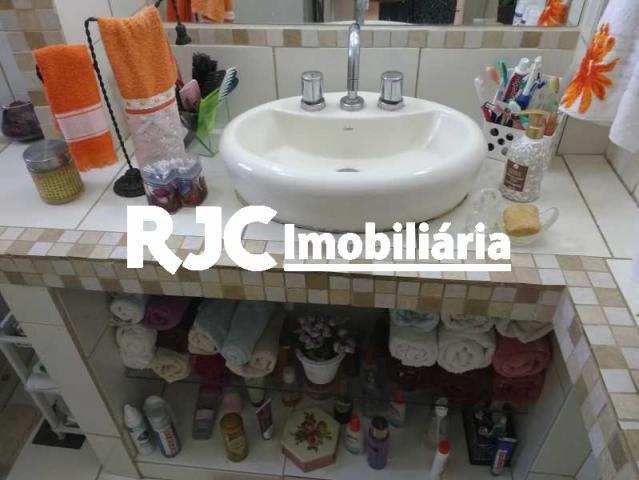Cobertura à venda com 3 dormitórios em Tijuca, Rio de janeiro cod:MBCO30051 - Foto 18