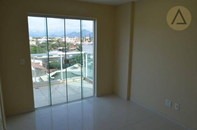 Atlântica imóveis oferece linda coberturas tríplex para venda no bairro Costa Azul - Foto 7