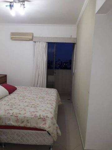 Apartamento no Edifício Caribe com 4 dormitórios à venda, 170 m² por R$ 320.000 - Baú - Cu - Foto 17