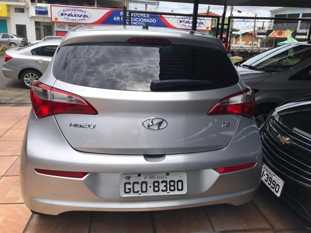 Hyundai HB20 2016, 1.6 comfort plus flex completo, impecável - Foto 4