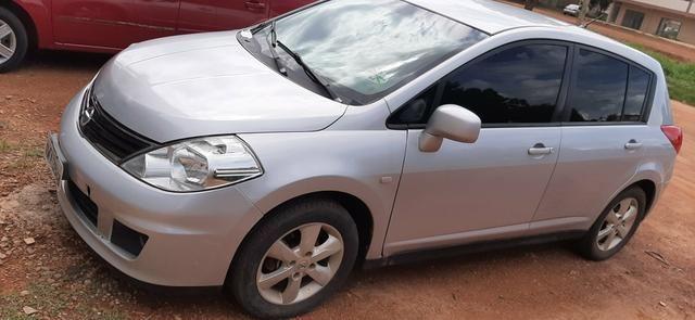 Carro Nissan Tiida Ano 2012 - Foto 9