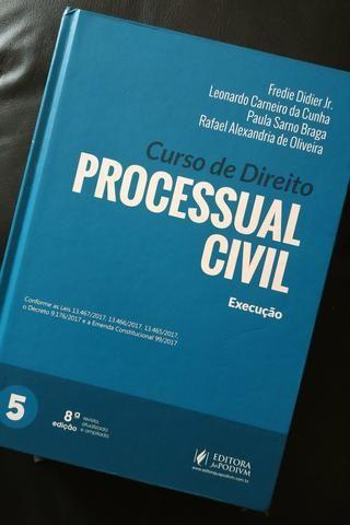 Direito Processual Civil - Execução - Fredie Diddier Jr - Foto 2