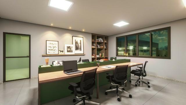 Lançamento Celi - Reserva Alameda - 2 e 3 Qtos c/ até 03 suites - Na Alameda das Árvores - Foto 8