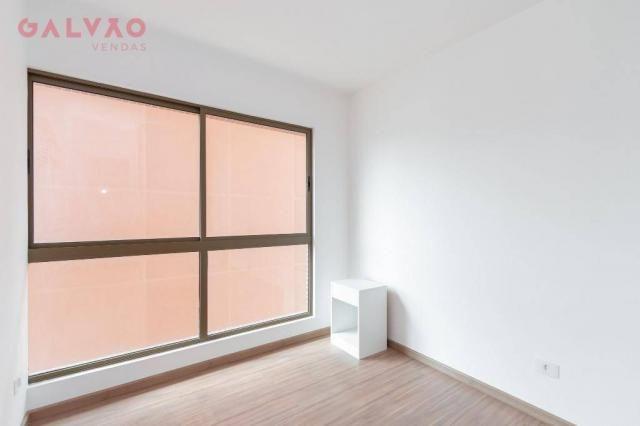 Apartamento com 1 dormitório à venda, 33 m² por R$ 238.156,90 - Centro - Curitiba/PR - Foto 8