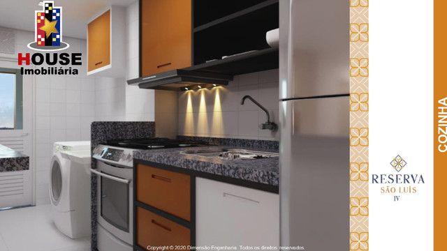 Condominio reserva são luis, apartamentos com 2 quartos - Foto 2