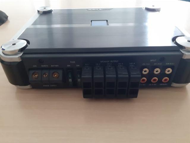 Amplificador Alpine PDX 5 - Foto 3