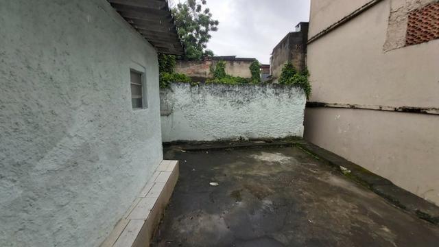 Casa de Vila Térrea 1 Qto c/Quintal em Cascadura - Foto 11