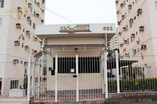 Apartamento com 2 dormitórios à venda, 68 m² por R$ 250. - Verdão - Cuiabá/MT - Foto 11