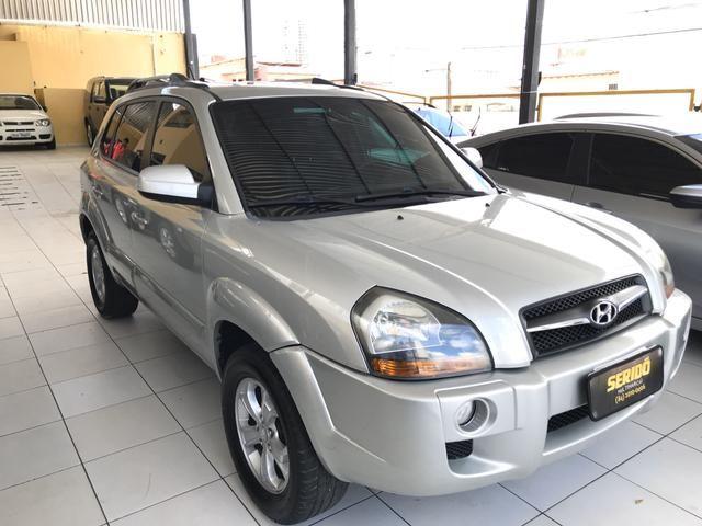 Hyundai Tucson GLS automático extra!