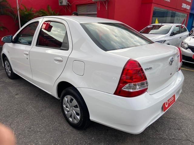 Etios Sedan X 1.5 2018 IPVA + Transferência Grátis! - Foto 6