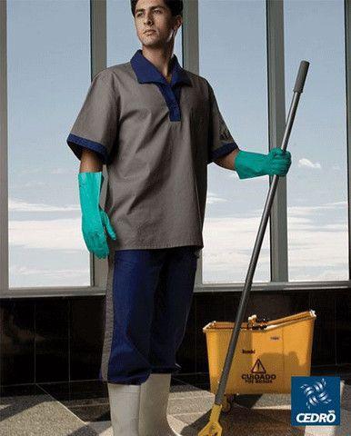 Auxiliar de Serviços Gerais - Masculino - Juvevê
