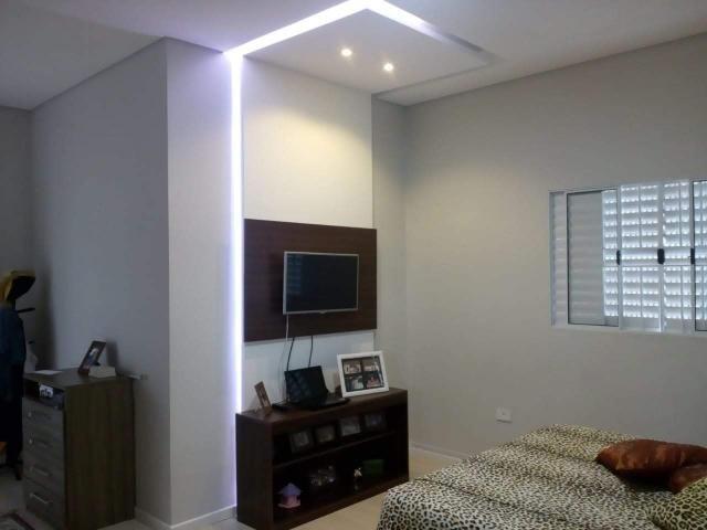Casa Duplex 260m2 Pé Direito Duplo 3 Dorms 2 Suítes,Ar Condicionado,Área Gourmet,Piscina - Foto 5