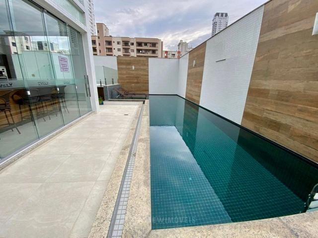 Apartamento andar alto com 3 Suítes 2 Vagas no Centro em Balneário Camboriú - Foto 9