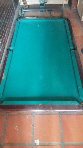 Mesa sinuca - para conserto