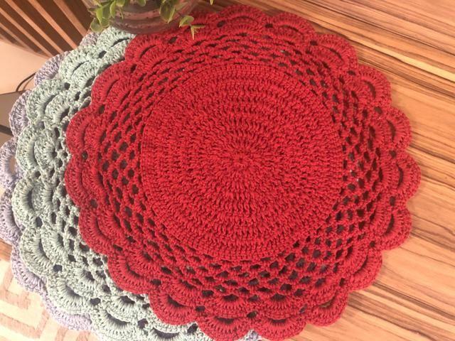 Souplast em crochê - Foto 4