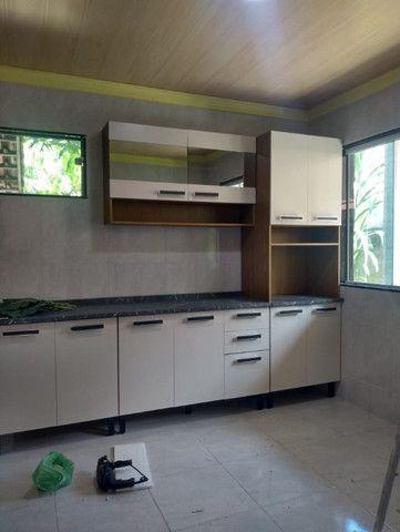 Casa duplex nova ponta da fruta recém construída - Foto 14